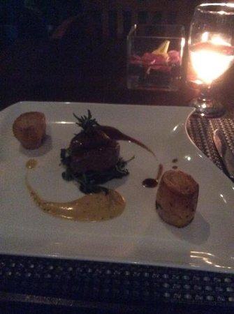 Square Restaurant : beef