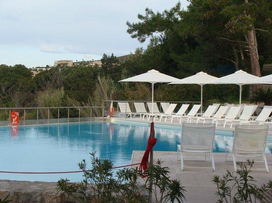 Piscine chauff e picture of hotel lena mary hersonissos for Piscine chauffee