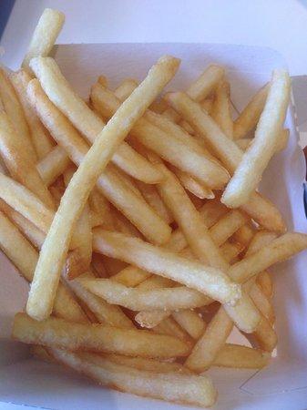 Mcdonald's Restaurants: Fries