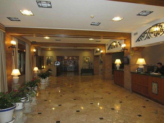 Hotel Fernando III: hall