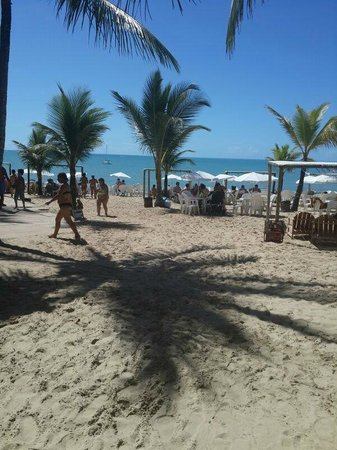 Resort La Torre: praia nativa, perfeita!