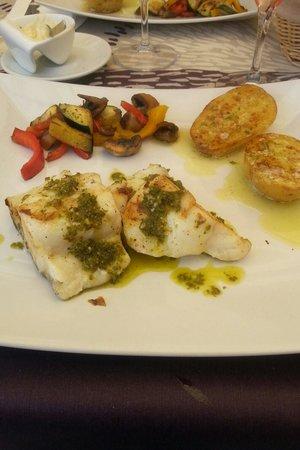 Dea Restaurante: Fantastisk mat på Dea i Albir