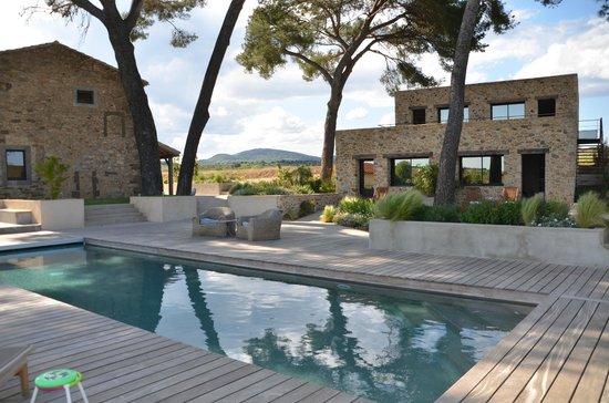 Villa Symposia : piscine