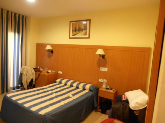 Hotel Canton: room 1