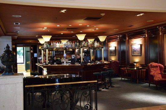 Emperador Hotel Buenos Aires: The bar