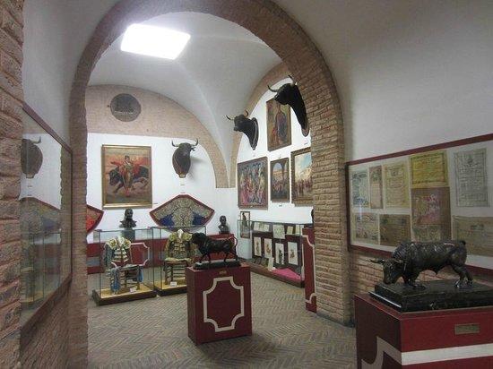 Plaza de Toros de la Maestranza : musée