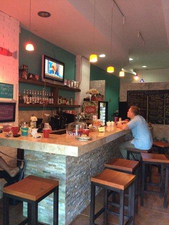 Bisbee's Coffee Bar Cozumel : Bisbee's