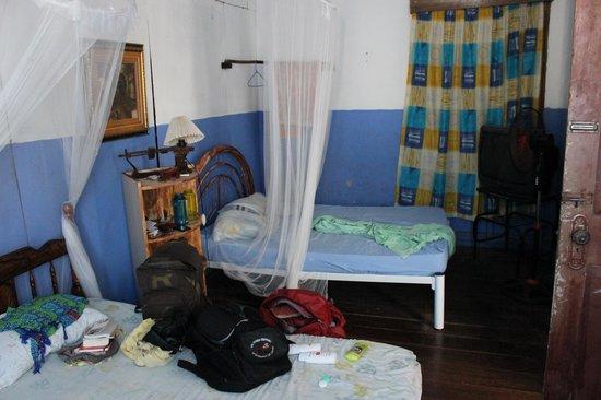La Posada del Tope Hotel: Exemple de chambre.