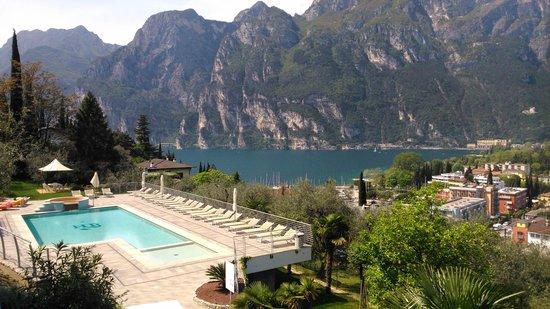 Panoramic Hotel Benacus : Vista camera :)