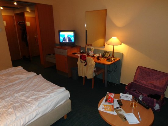 Parkhotel Praha: уютно