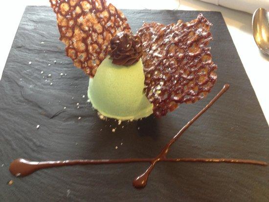 Restaurant L'Orangerie : Le dessert