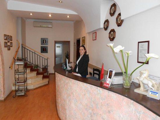 Hotel Palma: RECEPTION