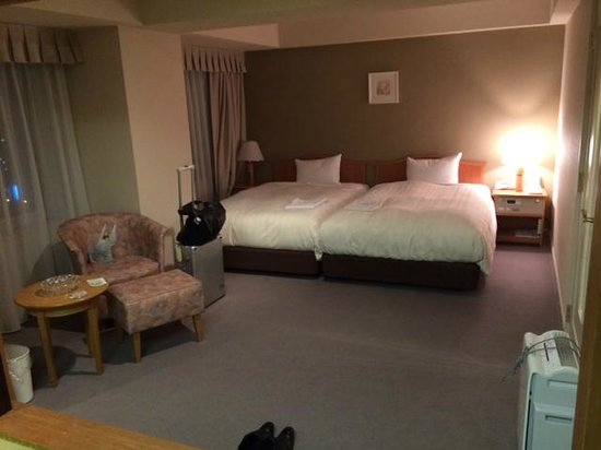 Hotel Fujita Fukui: room