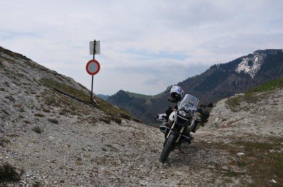 Rifugio Monte Baldo: Passo