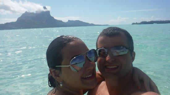 Bora Bora Romantic Tour: Relaxing in Bora Bora