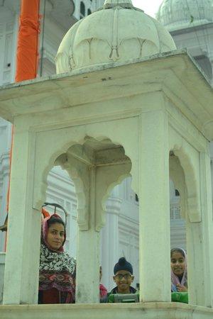 Gurudwara Bir Baba Budha Sahib: gurudwara premises