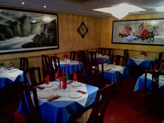 Silver Fortune: the restaurant