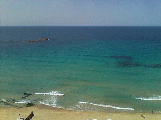 Hilton Alexandria Corniche : Sea view 2
