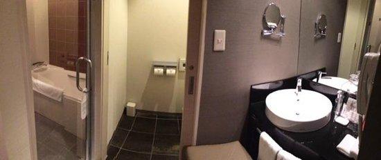 ANA Crowne Plaza Hotel Kanazawa: bath room