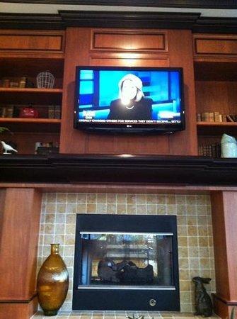 Hilton Garden Inn Indianapolis/Carmel: Hotel Lobby