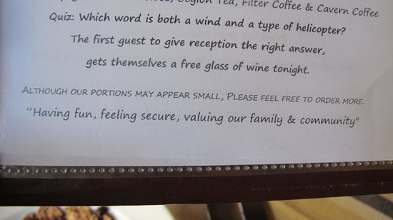 "Cavern Resort & Spa : ""Having fun, feeling secure...."""