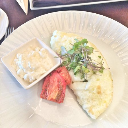 One Ocean Resort & Spa : Egg white omelette for breakfast