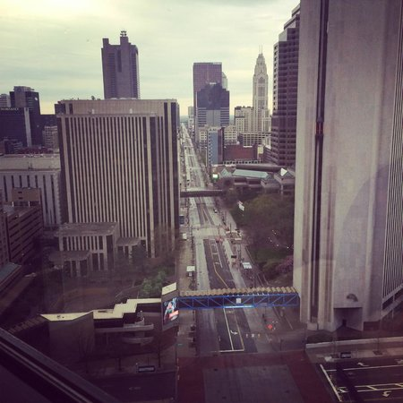 Hyatt Regency Columbus: bathroom view