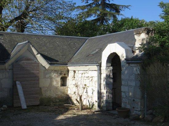 Les Roches à Renards : Vue petit bâtiment