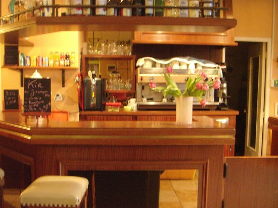 Hotel Luxembourg : bar