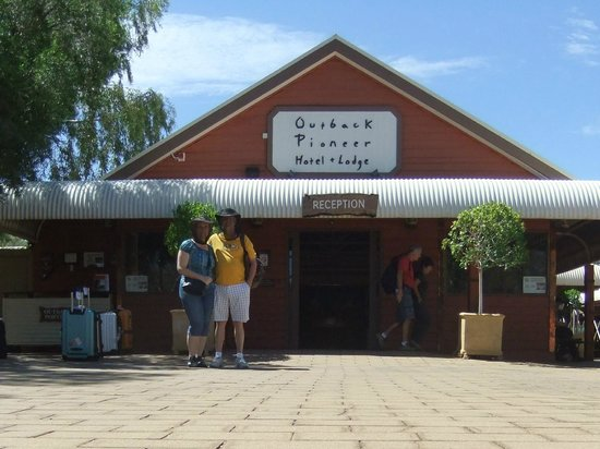 Outback Pioneer Hotel & Lodge, Ayers Rock Resort : The Outback Pioneer