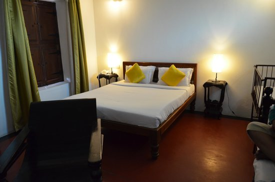 Anantha Heritage Hotel: room