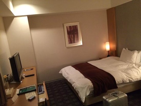 Hotel Grand Fuji: room