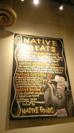 Photo of American Restaurant Native Foods at 1110 Gayley Ave, Los Angeles, CA 90024, United States