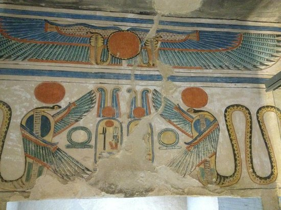 Tomb of Sennedjem: Sennedjems tomb