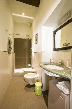Casa di Annusca: cupido's room bathroom