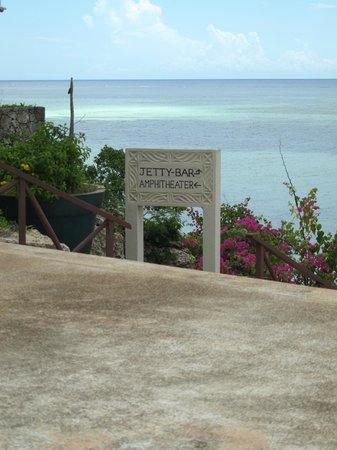 Melia Zanzibar: Blick aufs Meer