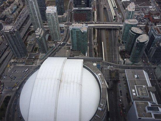 Tour CN : What a view!