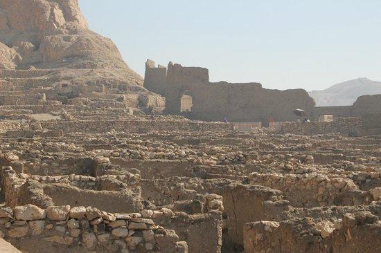 Tomb of Sennedjem: Deir el - Medina