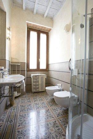 Casa di Annusca: mars'room bathroom