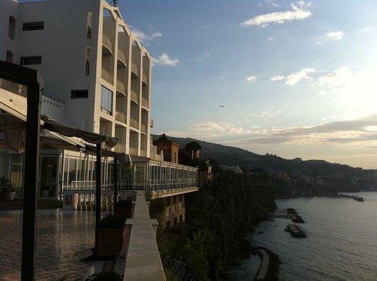 Hotel Parco dei Principi: L'hotel
