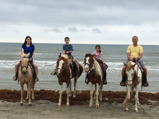 S-n-G Horseback Riding: Family Fun