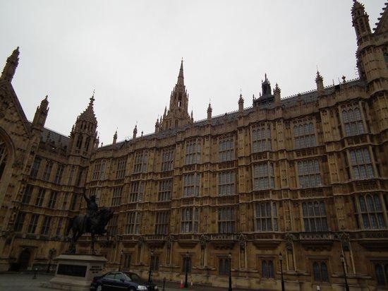 Palais de Westminster : westminter