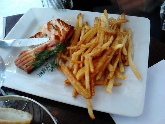Assis Au Neuf : French-style Fish and Chips