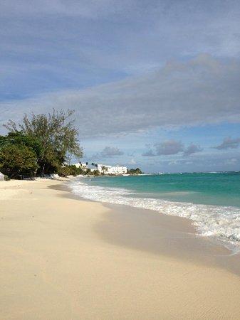 Coral Mist Beach Hotel: Worthing beach