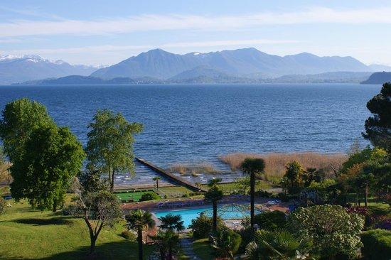 Hotel Conca Azzurra : vue de la chambre : un enchantement !