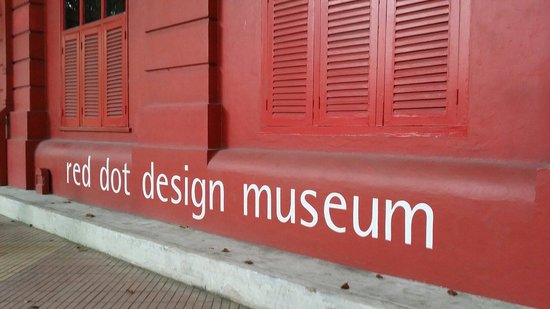 Red Dot Design Museum: Red dot museum