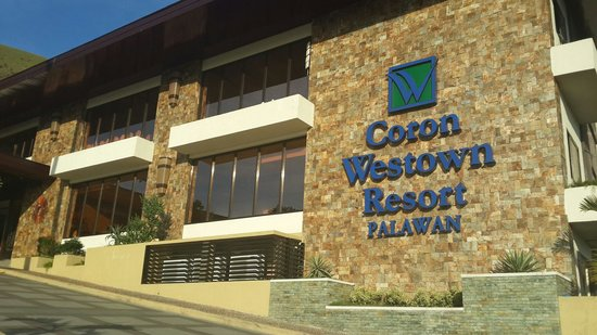 Coron Westown Resort: Entrance