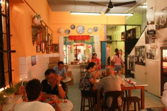 Traveller Homestay: le restaurant
