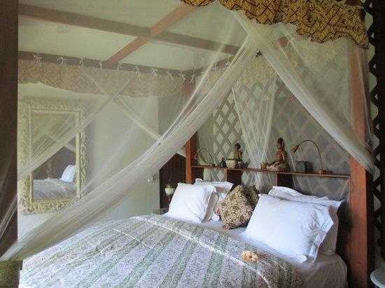 Villa Kampung Kecil : room 1