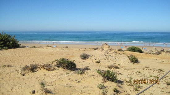 Hipotels Barrosa Park: Playa de la Barrosa